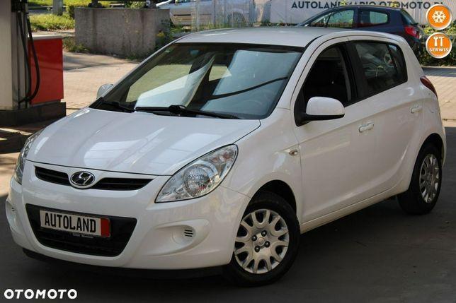 Hyundai i20 KLIMATYZACJA-Serwis-10 AIRBAG-Zarejestrowany-GWARANCJA !!!