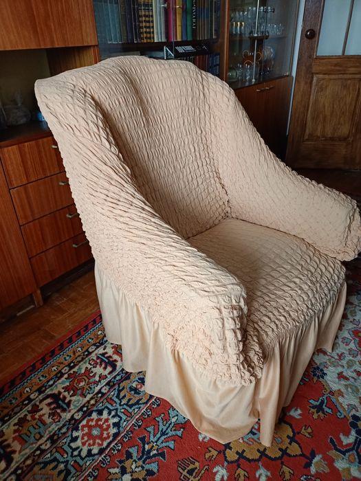 Кресла б/у 2 шт. Чернигов - изображение 1