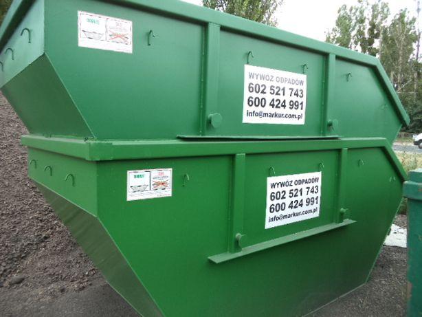 kontener na gruz wroclaw , kontenery na smieci Wroclaw Wywóz gruzu