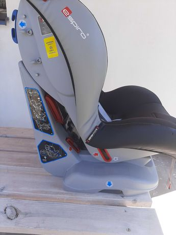 Fotelik samochodowy 0-25kg