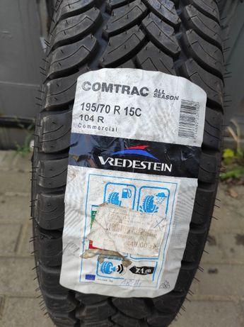 Opony Vredestein Comtrac 195/70 R15 c 104 r all season 3szt