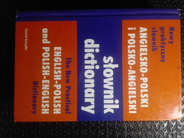 Sprzedam ogromny słownik Angielsko-Polski i Polsko-Angielski