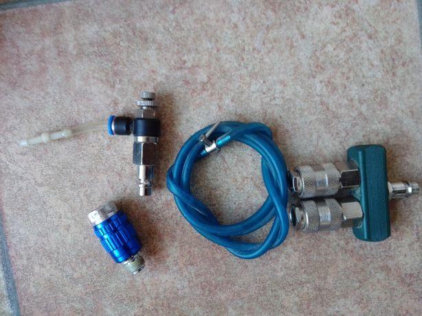 Rozgałęziacz pneumatyczny +akcesoria
