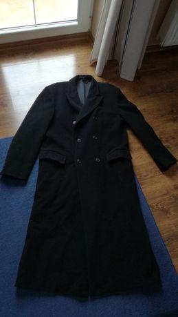 CONRES Wełniany męski płaszcz 182 -186 cm