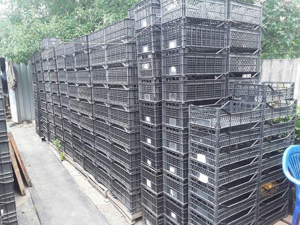 Ящики пластиковые пластмассовые овощные