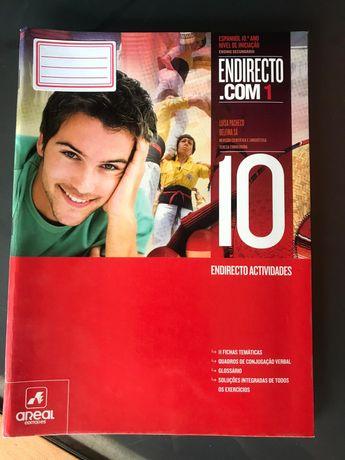 Cadernos de atividade 10.° ano