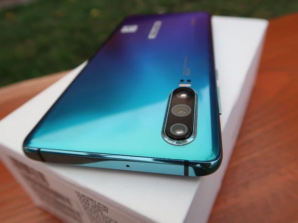 Huawei P30 6/128 GB idealny GWARANCJA.
