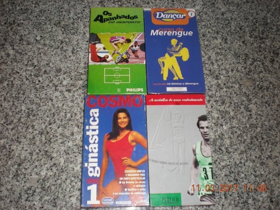 Cassetes VHS São Mamede De Infesta E Senhora Da Hora - imagem 1