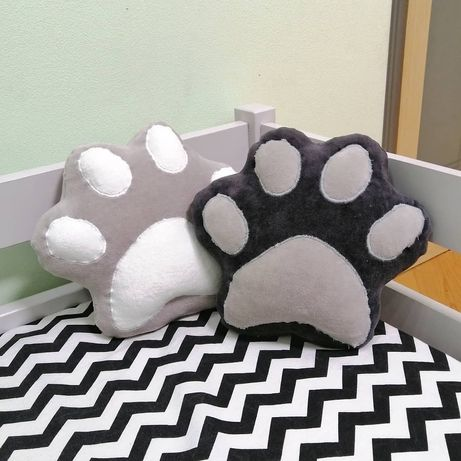 Лапки-подушки і печенюшки