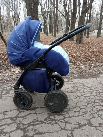 коляска детская 2 в 1 Zippy