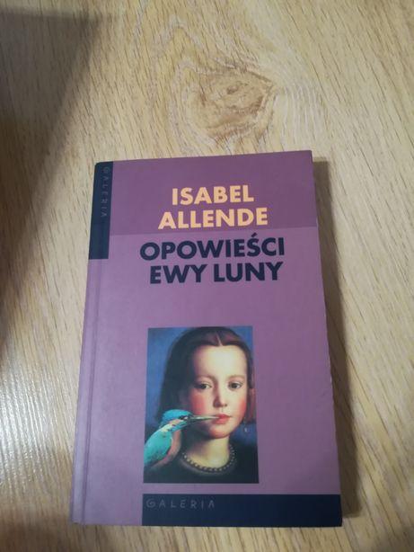 """Opowieści Ewy Luny"" Isabel Allende"