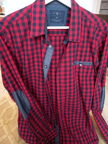 Koszula męska Krata