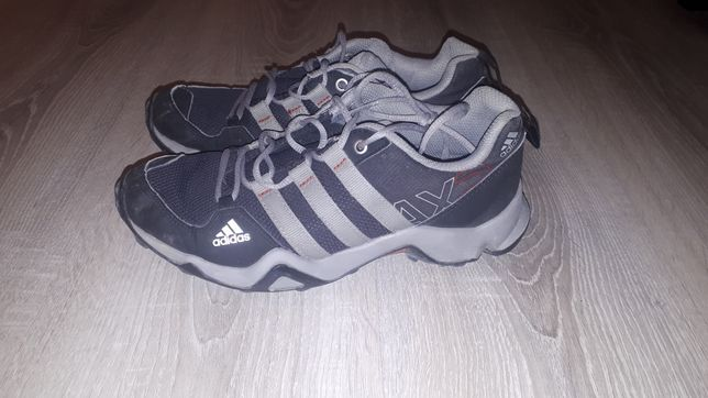 Adidas czarno szary roz 36 2/3