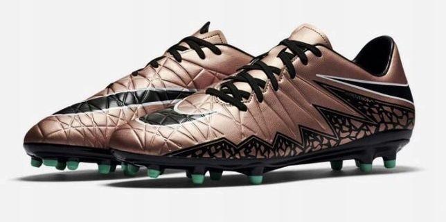 Buty Korki Nike Hypervenom Phelon II FG Rozm. 38