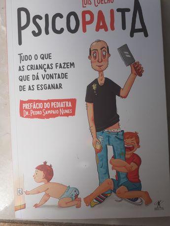 PsicoPaita, Luís Coelho,  editora  Objectiva