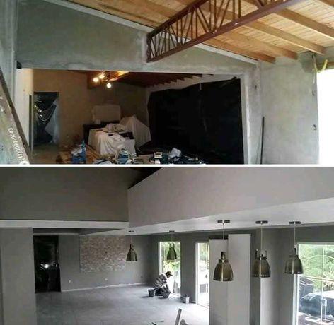 Casa Nova remodelations