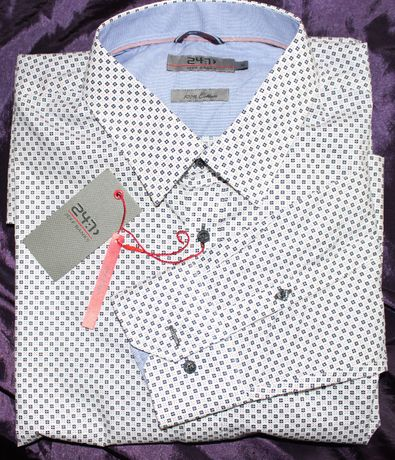 Шикарная рубашка Jeff Banks Великобритания Оригинал р. XL