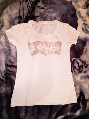 Bluzka krótki rękaw Levi's ® rozmiar M 38