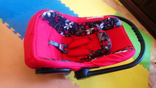 Nosidełko samochodowe niemowlęce
