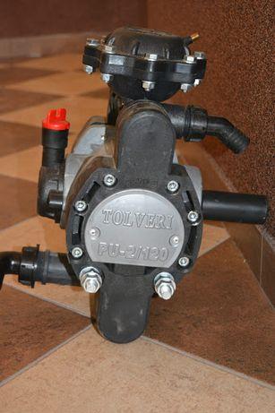 Насос мембранно-поршневий Tolveri Р120 на обприскувач Толвері Толвери
