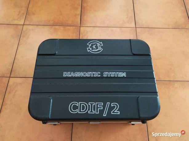 Komputer diagnostyczny ; interfejs CDIF-2