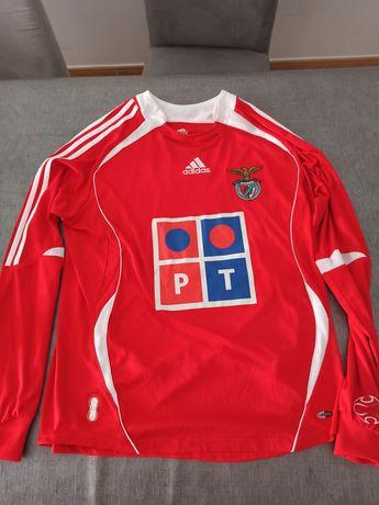 Camisola Benfica 06/07 M/C