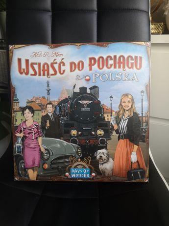 Wsiąść do pociągu polska
