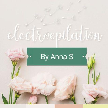 Электроэпиляция удаление волос навсегда / обучение
