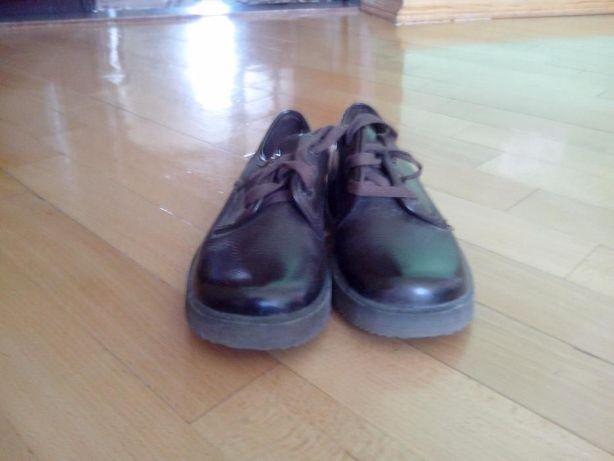 Шкіряні туфлі нові.Іспанія.29р.