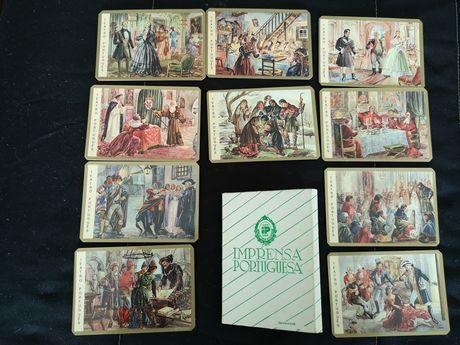 3x12 Colecções de calendários de bolso Imprensa Portuguesa