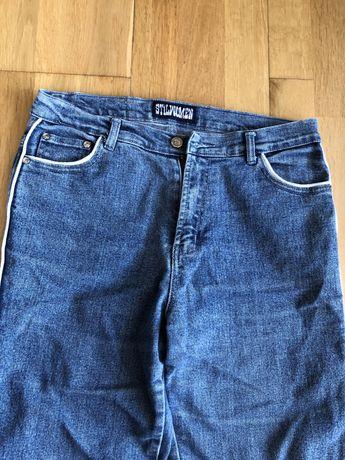 Spodnie w typie vintage