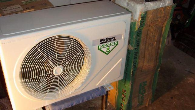 Klimatyzator pompa ciepla McQuay NOWY, instrukcja pilot