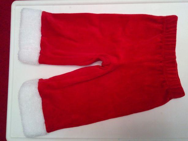 Новогодние штанишки для самых маленьких 200 рублей