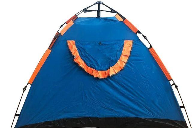 Автоматическая 3х местная палатка