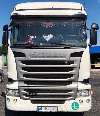 Седельный тягач Scania R 410 ЕВРО 6