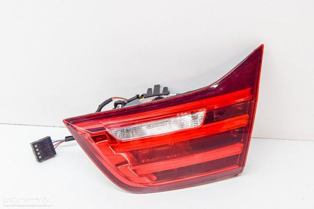 BMW: 618000-E1-3484 , 7296102 Farolim direito da mala BMW 4 Gran Coupe (F36) 435 d xDrive