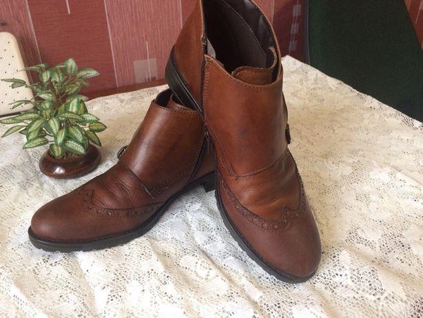 Ботильены ботинки туфли