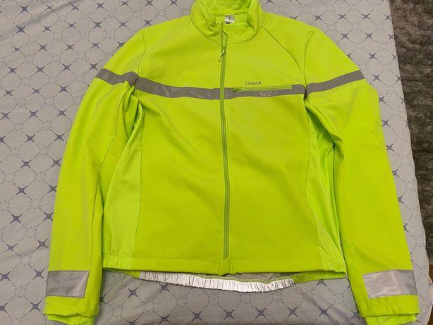 Cacaso de inverno Triban para ciclismo - TAM XL
