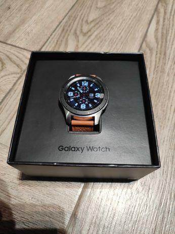 Samsung Galaxy Watch Silver 46 mm NFC na gwarancji