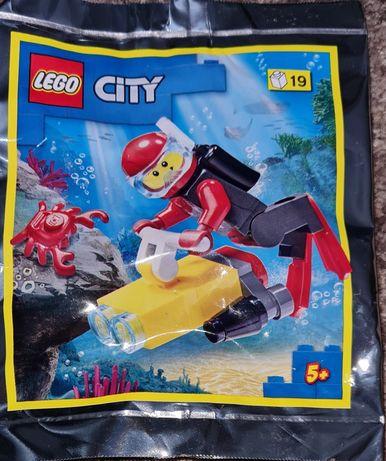 Мини наборы Lego City, Friends