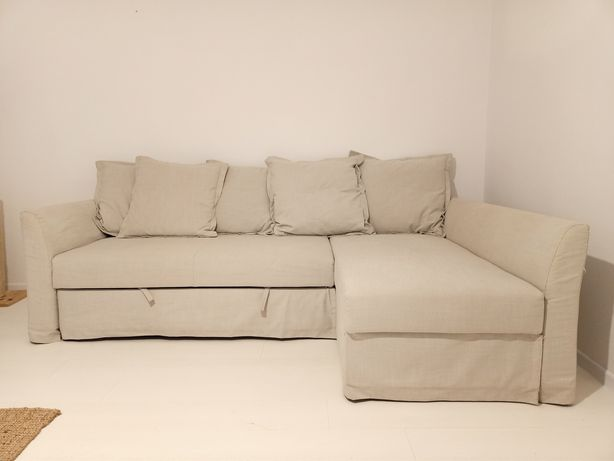 Sofa kanapa Ikea HOLMSUND funkcja spania
