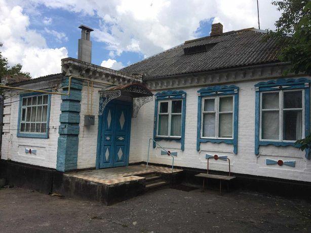 Продается кирпичный дом в селе Варваровка Днепропетровская область