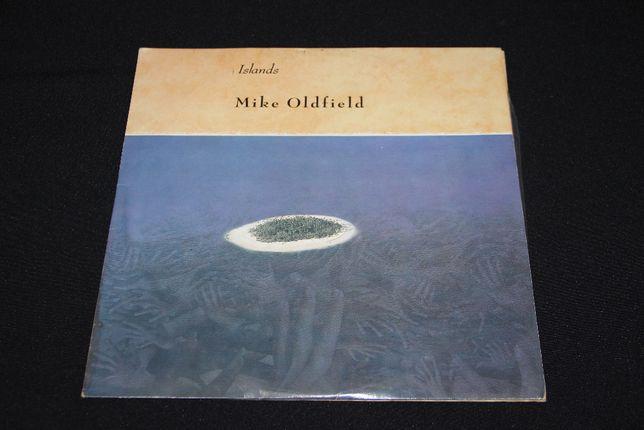 LP Mike Oldfield - islands - Virgin 1987
