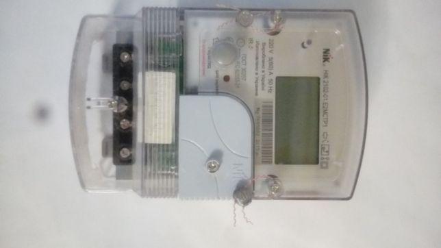 Лічильник електричної енергії НІК 2102-01.Е2МСТР1