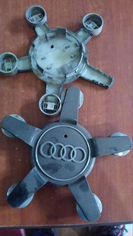 Ковпачки на диски Ауді Q7. 5*130