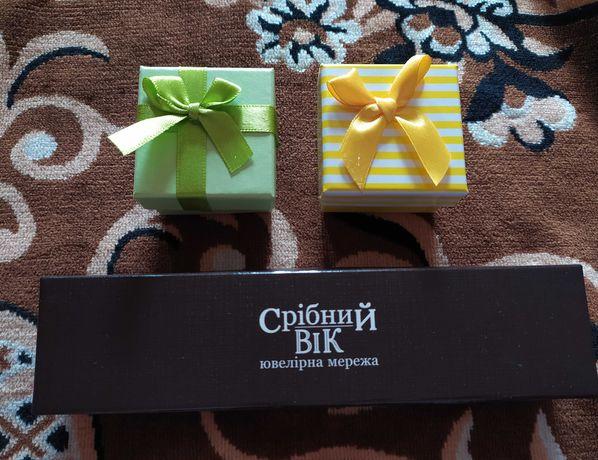 Подарочная коробка, футляр для украшений