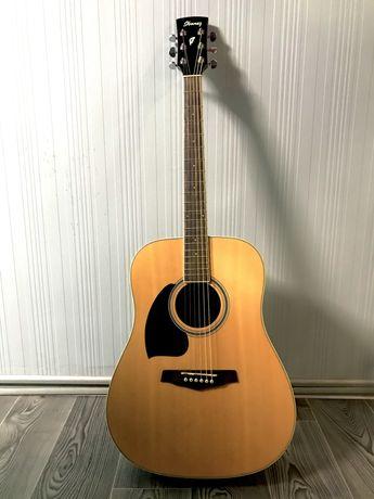 Продам! «IBANEZ» Левостороннюю акустическую гитару!