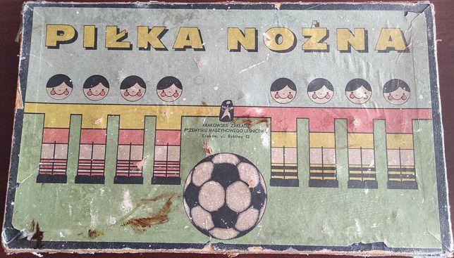 piłkarzyki gra z prl z 1977 roku