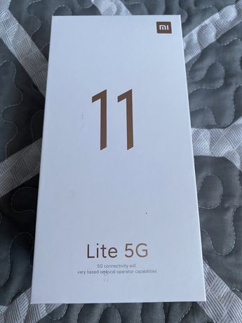 Xiaomi Mi 11 Lite 5G 6 GB / 128 GB nowy GW