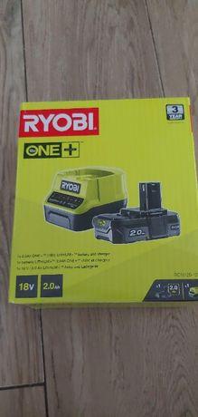Ryobi RC18120 Akumulator 18V 2,0Ah+ ładowarka